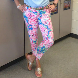 Lilly Pulitzer Lucky Charms Pants